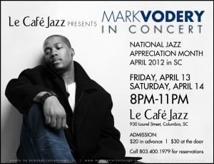 Mark Vodery in Concert