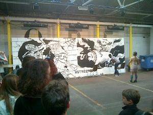 Streetfest artwork