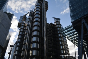 Lloyds of London by Rogers Stirk Harbour & Partners