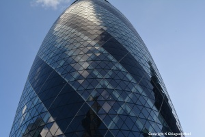 The Gherkin by Foster and Partners