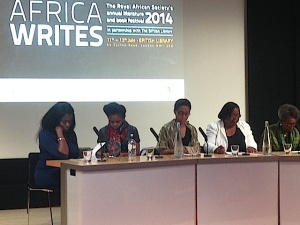 Africa Writes 2014