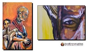 David Emmanuel Noel, black art, African Art, Community Arts , Art for Sale, African American Art, Abstract Art, Illustrations, illustrator, Artists in London, Artists in New York, Art for Sale, drawings, sketches, African,Art for Sale, Commission