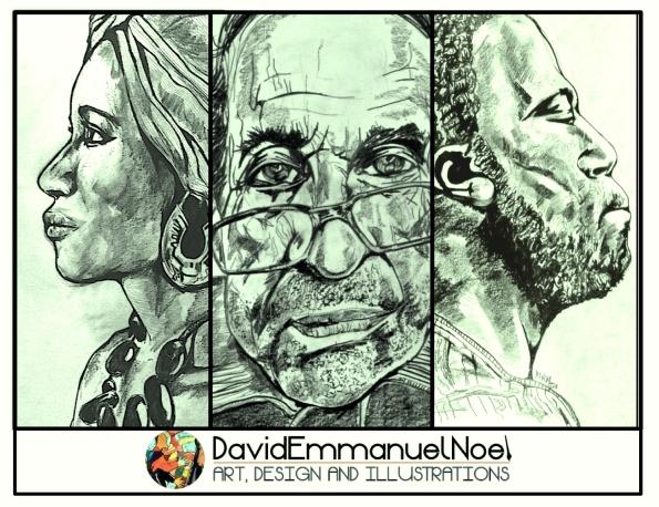 Art by David Emmanuel Noel