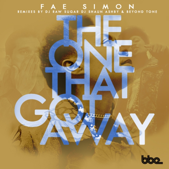 Fae Simon - The One That Got Away Remixes