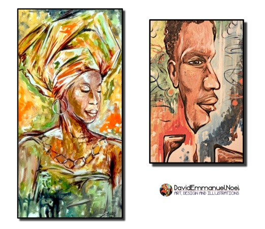 David Emmanuel Noel Art, David Emmanuel Noel, black art, African Art, Community Arts , Art for Sale, African American Art, Abstract Art, Illustrations, illustrator, Artists in London, Artists in New York, Art for Sale, drawings, sketches, African, Art for Sale, available for commissions, pencil drawings