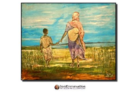 David Emmanuel Noel, Art by David Emmanuel Noel, David Emmanuel Noel Art