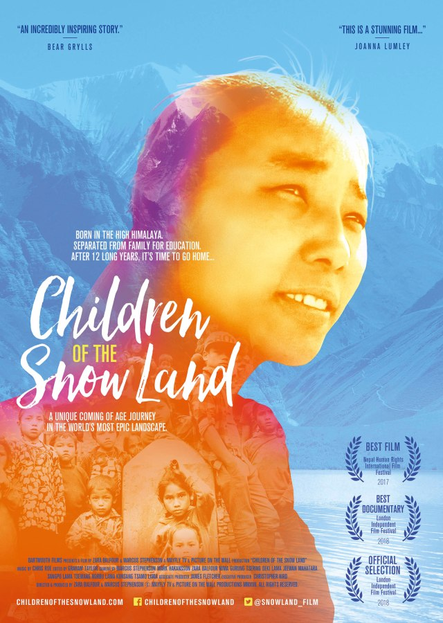 children-of-the-snow-land, david emmanuel noel, film interviews